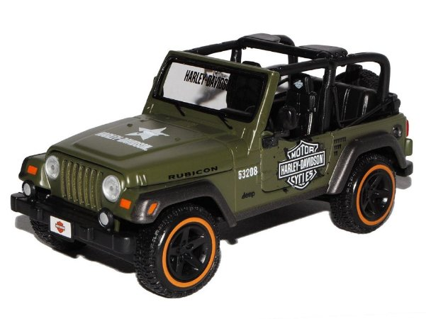 JEEP WRANGLER RUBICON 1/27