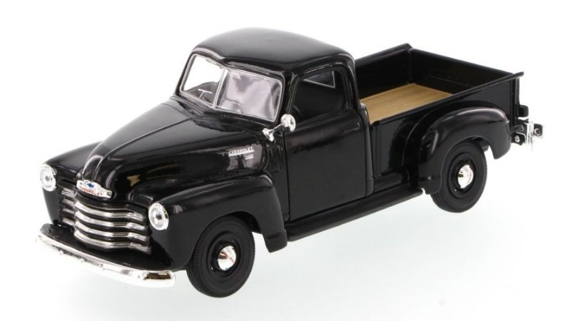 1950 CHEVY 3100 PICK-UP 1/24