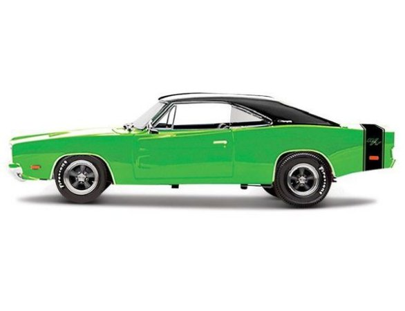 1969 DODGE CHARGER R/T DESIGN 1/18