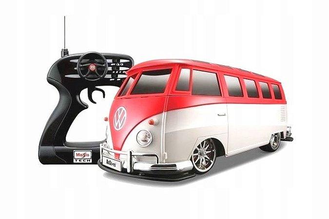 VW KOMBI RADIO CONTROLE 1/10