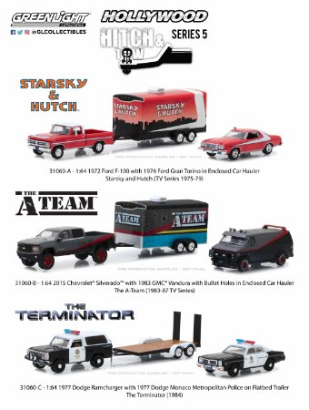 HOLLYWOOD HITCH & TOW SERIE 5 1/64