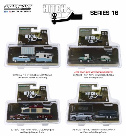 HITCH & TOW SERIE 16 1/64