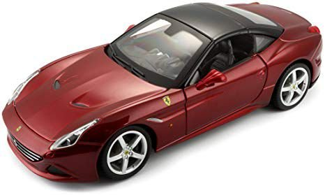 FERRARI CALIFORNIA T CLOSED TOP 1/24