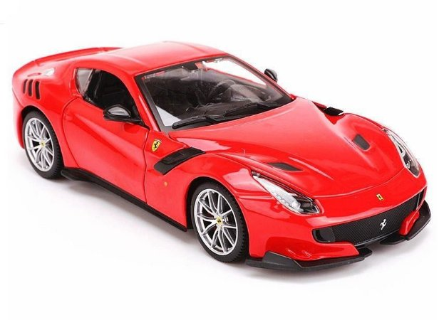 FERRRI F12 TDF RACE PLAY 1/24