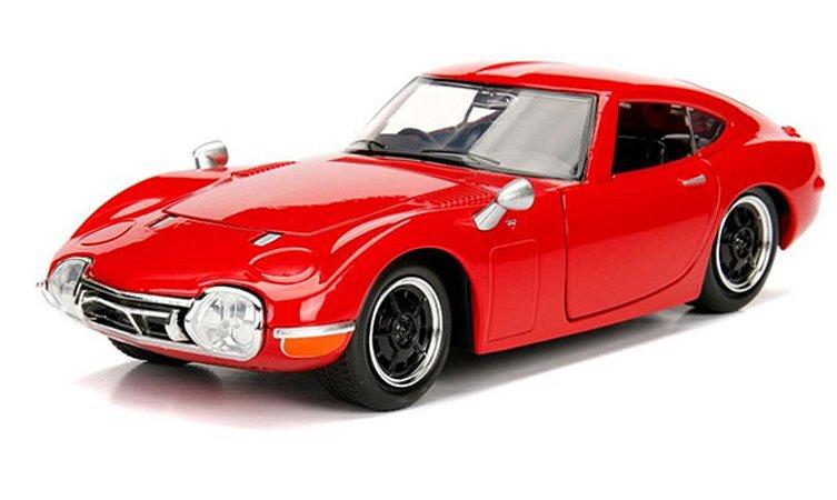 1967 TOYOTA 2000 GT 1/24