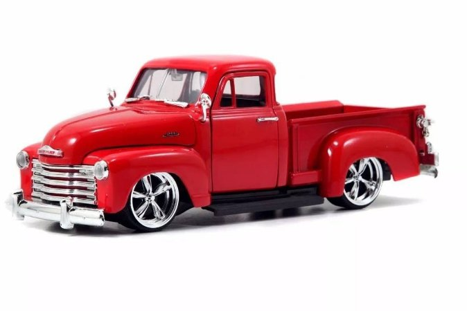 1953 CHEVY PICK UP JUST TRUCK 1/24