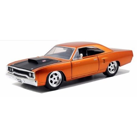 1970 PLYMOUTH ROAD RUNNER 1/24