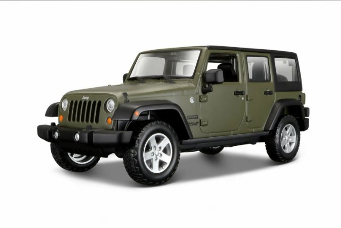 2015 JEEP WRANGLER UNLIMITED 1/24