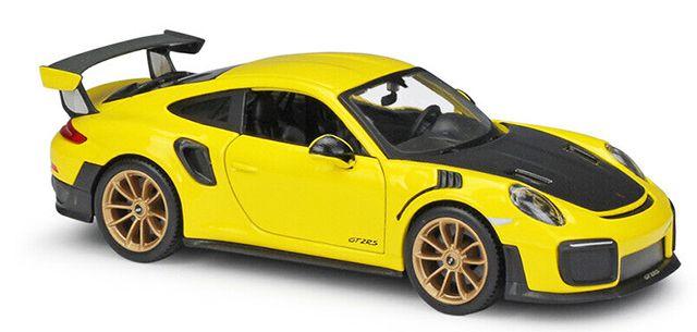 PORSCHE 911 GT2 RS 1/24