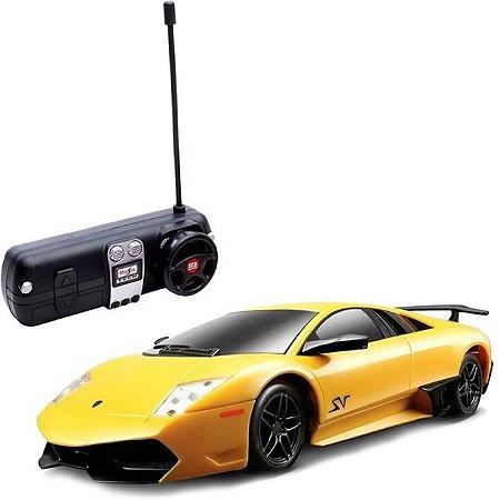 LAMBORGHINI MURCIELAGO LP670-4 RADIO CONTROLE 1/24