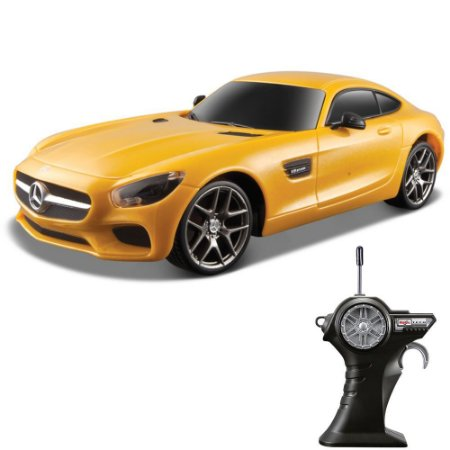 MERCEDES BENZ AMG GT RADIO CONTROLE 1/24