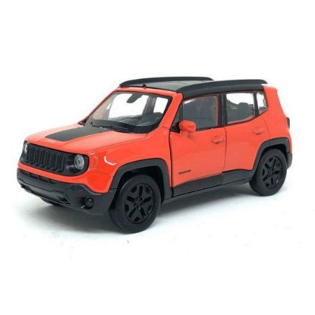 JEEP RENEGADE TRILHAWK PULL BACK