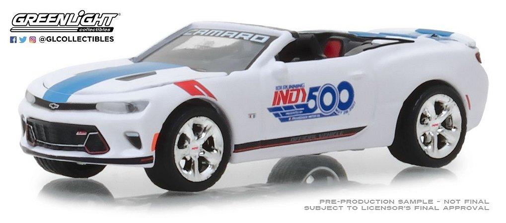 2017 CAMARO CONVERSIVEL 101 INDY 500 EVENT CAR 1/64