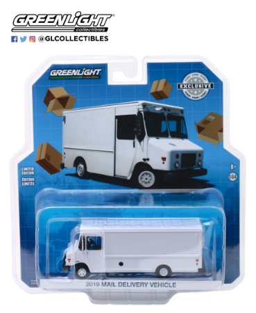 1:64 2019 MAIL DELIVERY VEHICLE