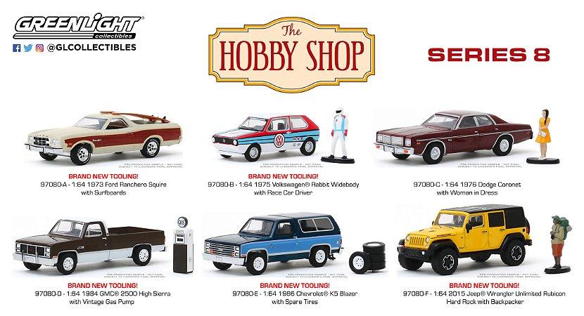 THE HOBBY SHOP SERIE 8 1/64
