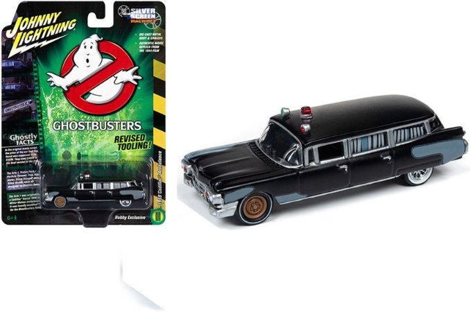 1:64 JOHNNY LIGHTNING ECTO PROJECT CAR
