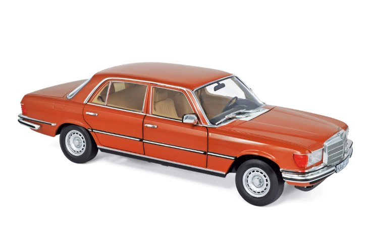 1976 MERCEDES BENZ 450 SEL 6.9 1/18