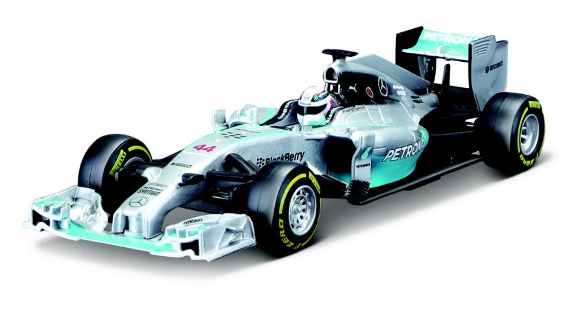 F1-MERCEDES AMG PETRONAS 2014 1/32