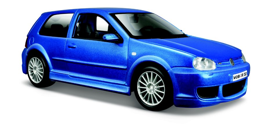 VW GOLF R32 1/24