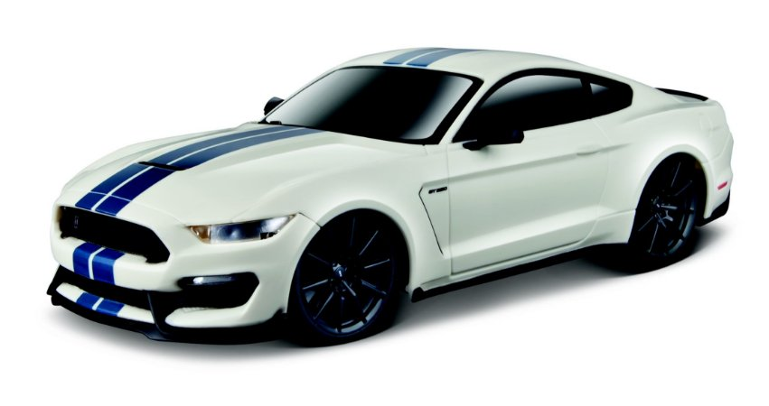 FORD SHELBY GT350 RADIO CONTROLE 1/24