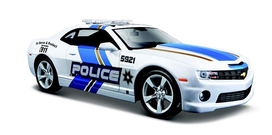 2010 CAMARO RS POLICIA 1/24
