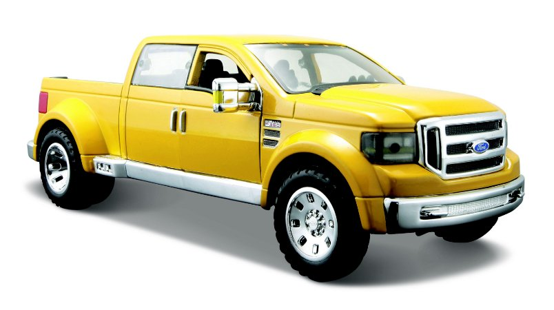 FORD F-350 MIGHTY 1/24