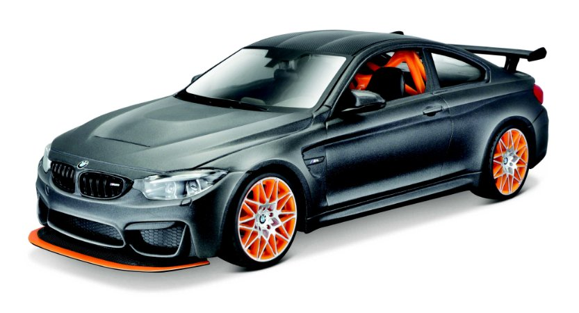 1:24 KIT EM METAL PARA MONTAR BMW GTS