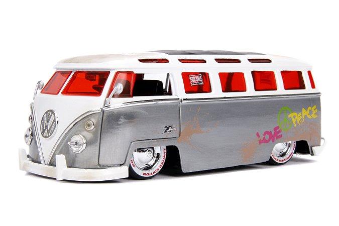 1962 VW KOMBI FOR SALE JADA 20 ANOS 1/24