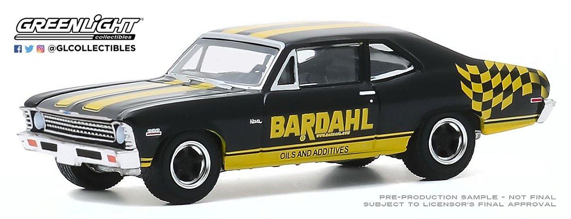 1:64 1972 CHEVROLET NOVA BARDHAL RUNNING ON EMPTY SERIE 11