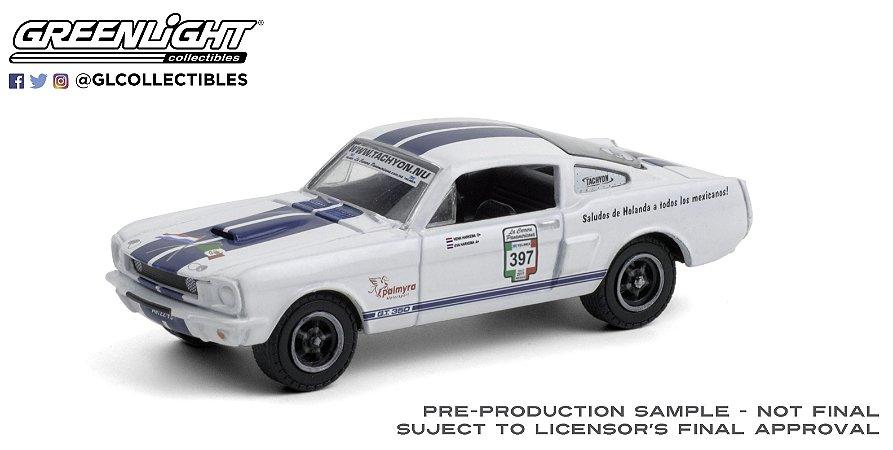 1:64 1965 SHELBY GT350 #397 LA CARRERA PANAMERICANA 2011