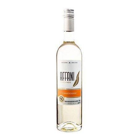 Vinho Affani Chardonnay Seco 750ml