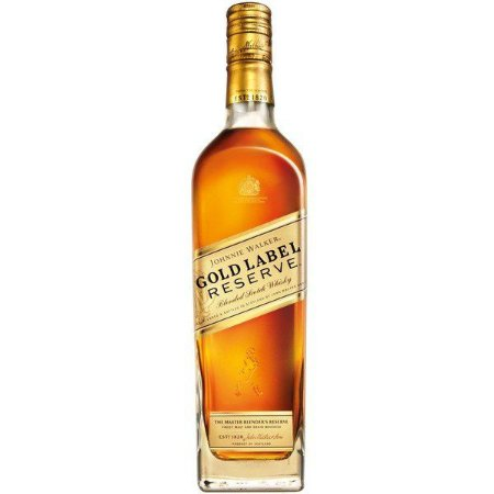 Whisky Johnnie Walker Gold Reserve 750ml