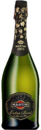 Espumante Martini Espumante Extra Brut 750ml