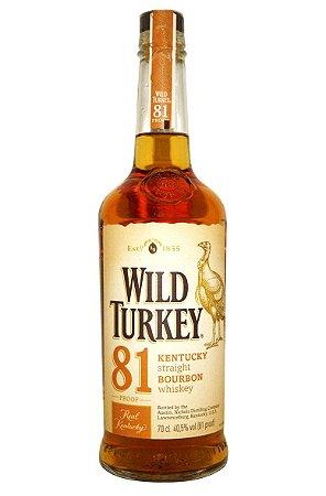 Whisky Wild Turkey 81 1l