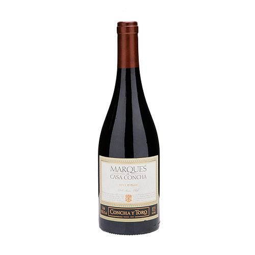 Vinho Marques Casa Concha Syrah 750ml