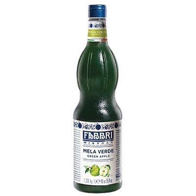 Xarope Italiano Fabbri maça verde 1L
