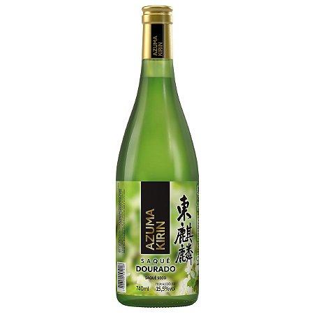 Sake Azuma Kirin Dourado 740ml