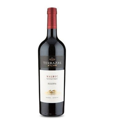 Vinho Terrazas Reserva Malbec 750ml