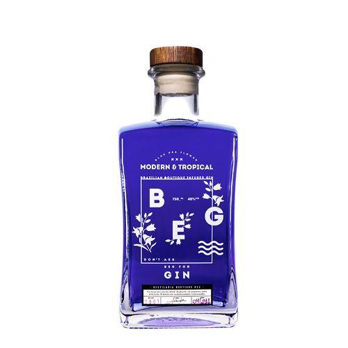 Gin BEG Morden & tropical 750ml