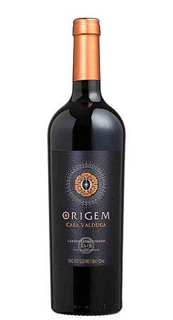 Vinho Origem Casa Valduga Cabernet Sauvignon 750ml