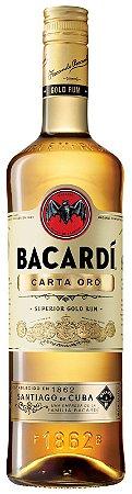 Rum Bacardi Carta Oro 980ml