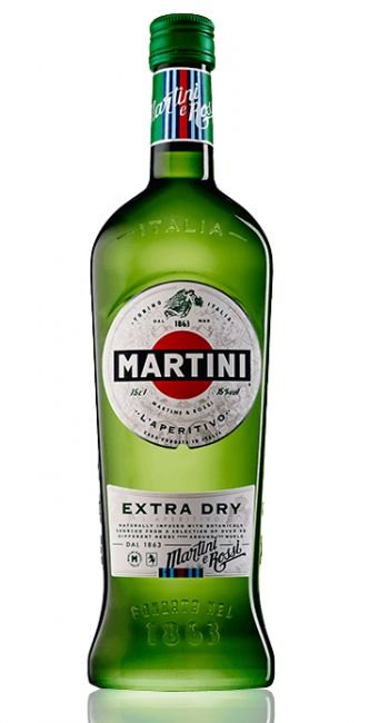 Vermuth Martini Extra Dry 750ml