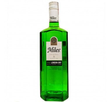 Gin Miles London Dry 750ML