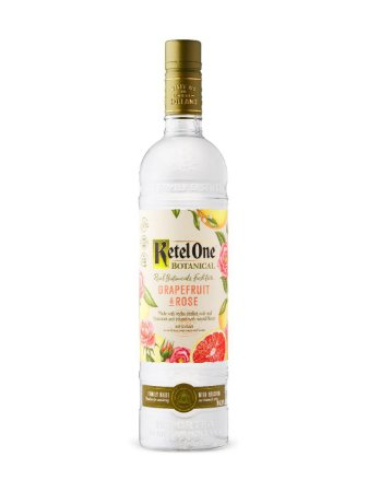 Vodka Ketel One Botanical Grapefruit&Rose 750ml