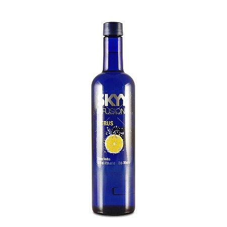 Vodka Skyy Infusions Citrus 750ml
