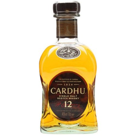 Whisky Cardhu Redesing 1l
