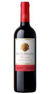 Vinho Chileno Santa Helena Reservado Cab. Sauvignon 750ml