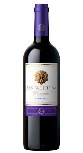 Vinho Chileno Santa Helena Reservado Tinto Carmenere 750ml