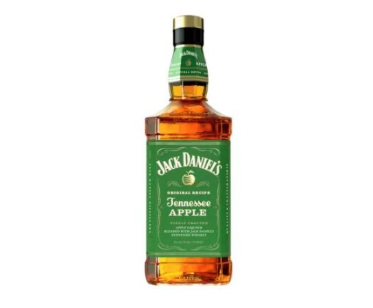 Whisky Jack Daniel's Apple Maça Verde 1L