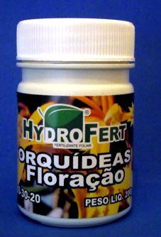 HYDROFERT FLORAÇÃO 10-30-20 200G